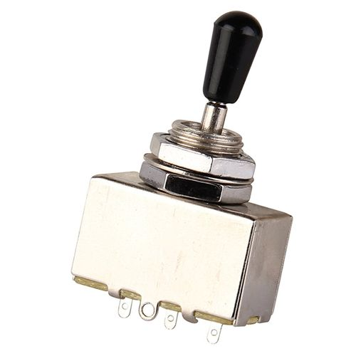 Interruptor Toggle Caixa 3 vias