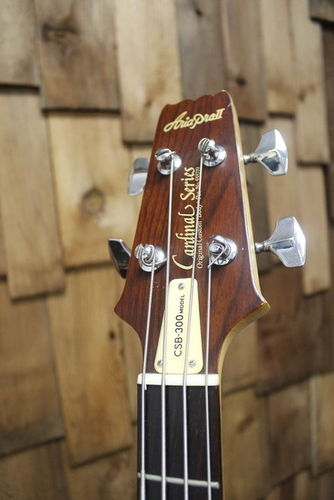 Aria Pro II RB 750 Custom Headstock Logo Vinyl Sticker