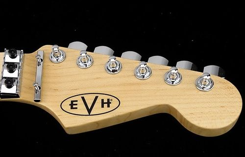 Fender EVH Waterslide Logo Decal