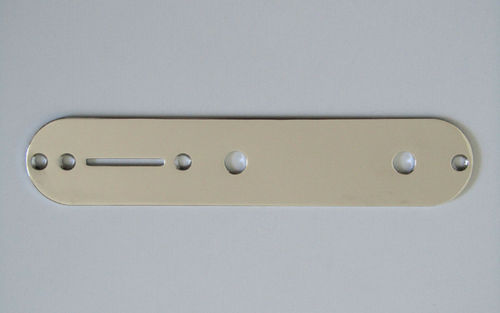 Telecaster Style Guitar Control Plate