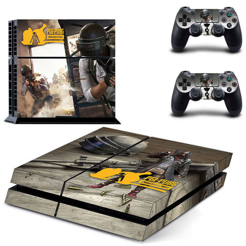 KIT Skins for PS4 FAT and 2 Skins for Controller