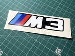 Bmw IIIM3 Vinyl Sticker