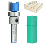 "1Pcs 1/4"" Shank Top Bearing Flush Trim Pattern Router bit"
