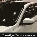 PrestigePerformance Vinyl Sticker